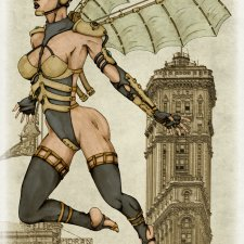 the-Wasp-Steampunk