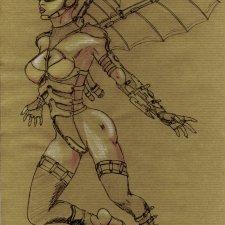 Sketch_Wasp